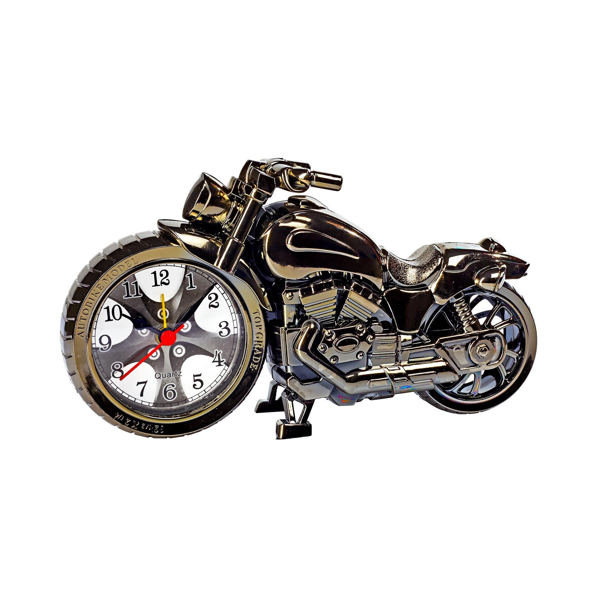 Wecker 'Motorrad'