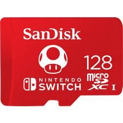 SanDisk Extreme Nintendo Switch™ microSDXC-Karte 128 GB UHS-I, UHS-Class 3 Geeignet für Nintendo Switch™
