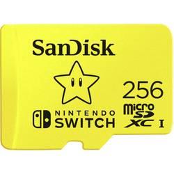 SanDisk Extreme Nintendo Switch™ microSDXC-Karte 256 GB UHS-I, UHS-Class 3 Geeignet für Nintendo Switch™