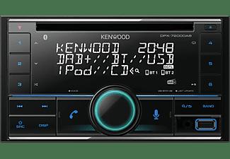 KENWOOD DPX-7200DAB - Autoradio (Schwarz)