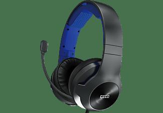 HORI PlayStation 4 Pro - Gaming Headset (Schwarz/Blau)