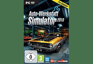 PC - Auto-Werkstatt Simulator 2018 /D