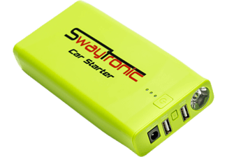 Swaytronic Car Starter - Power Bank (Gelb)