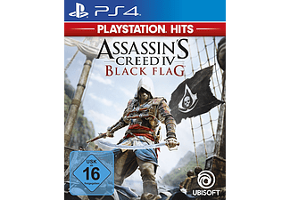 PS4 - PlayStation Hits: Assassin's Creed 4: Black Flag /D