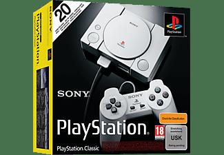 PlayStation Classic - Spielkonsole - Grau