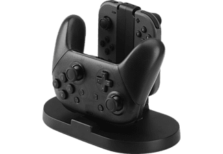 ISY IC-5009 Nintendo Switch Charging Station - Nintendo Switch Ladestation (Schwarz)