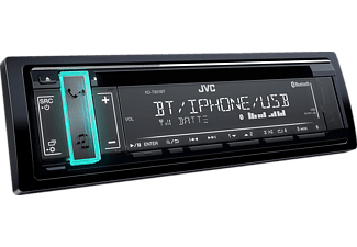 JVC KD-T801BT - Autoradio (Schwarz)