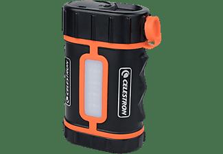 Celestron PowerTank Pro - Lithium-Phosphat Akku (Schwarz/Orange)