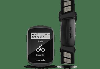 Garmin Edge 130 HR Bundle - Navigationsgerät (Schwarz)