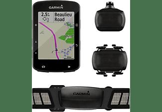 Garmin Edge 520 Plus Perf. Bundle - Navigationsgerät (Schwarz)