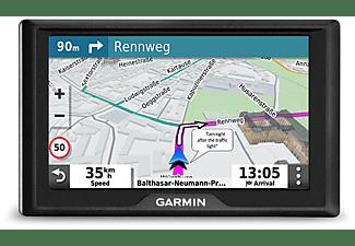 Garmin Drivesmart 55 EU Mt-S - Navigationsgerät (Schwarz)