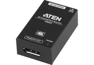 Aten Vb905 - 4K DisplayPort Booster (Schwarz)
