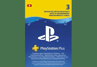 Sony PlayStation Plus Mitgliedschaft 3 Monate