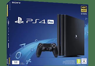 PlayStation 4 Pro 1TB - Spielkonsole - Jet Black