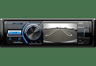 JVC Kd-X560Bt - Autoradio (Schwarz)