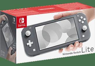 Switch Lite - Spielekonsole - Grau
