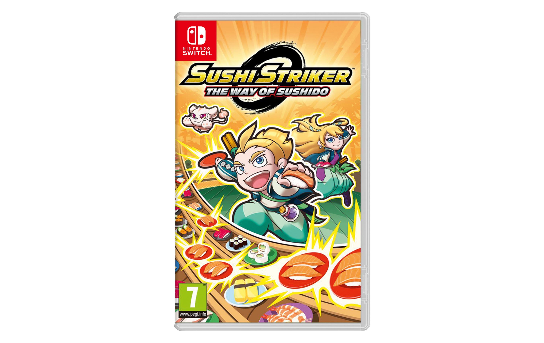 Nintendo Spiel »Sushi Striker: The Way of Sushido«, Nintendo Switch, Standard Edition