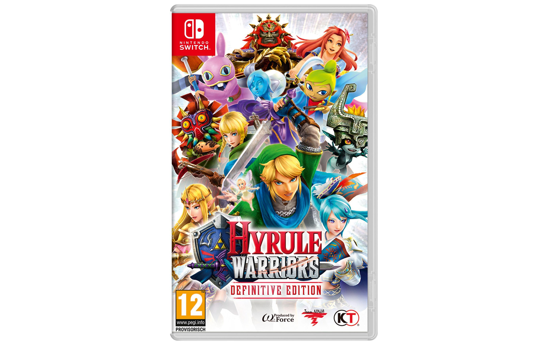 Nintendo Spiel »Hyrule Warriors: Definitive Edition«, Nintendo Switch