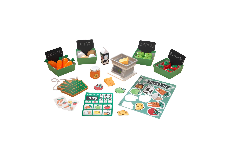 Spiel-Lebensmittel, Kidkraft®, »Bauernmarkt«