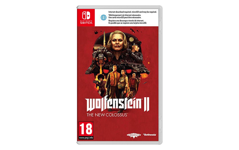 Nintendo Spiel »Wolfenstein 2: The New Colossus«, Nintendo Switch, Standard Edition