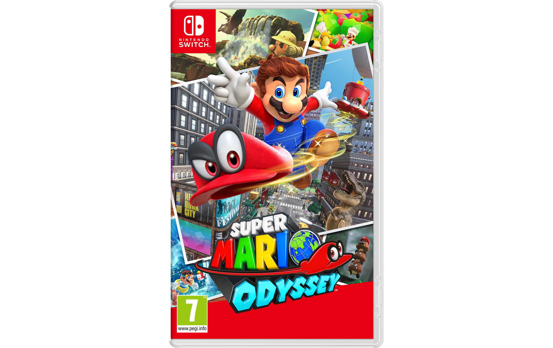 Nintendo Spiel »Super Mario Odyssey D«, Nintendo Switch, Standard Edition