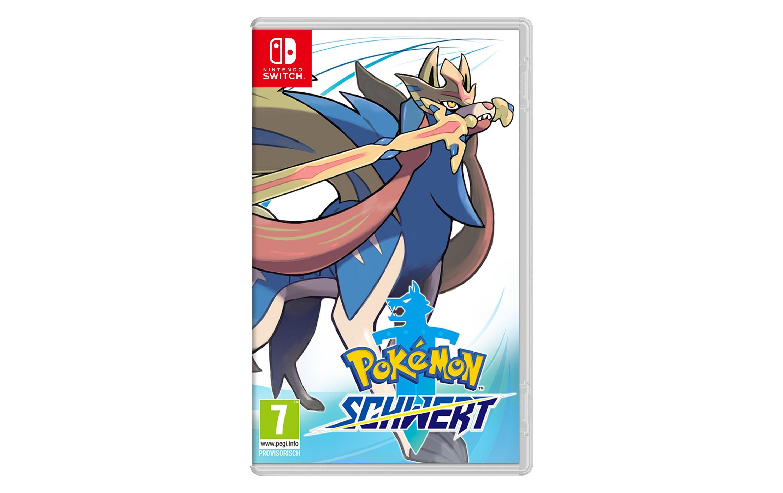 Nintendo Spiel »Pokemon Schwert inkl. Erweiterungspass«, Nintendo Switch