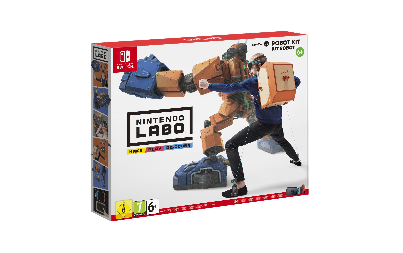 Nintendo Spiel »Labo: Toy-Con 02 Robo-Set«, Nintendo Switch, Standard Edition