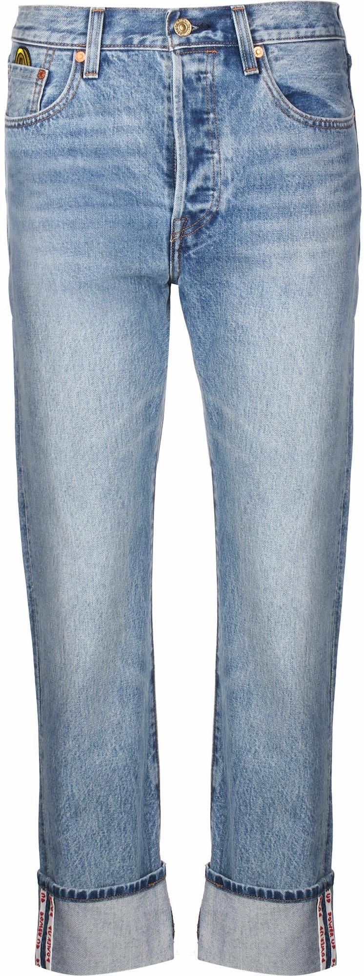 Jeans ' Nintendo 501 Crop W '