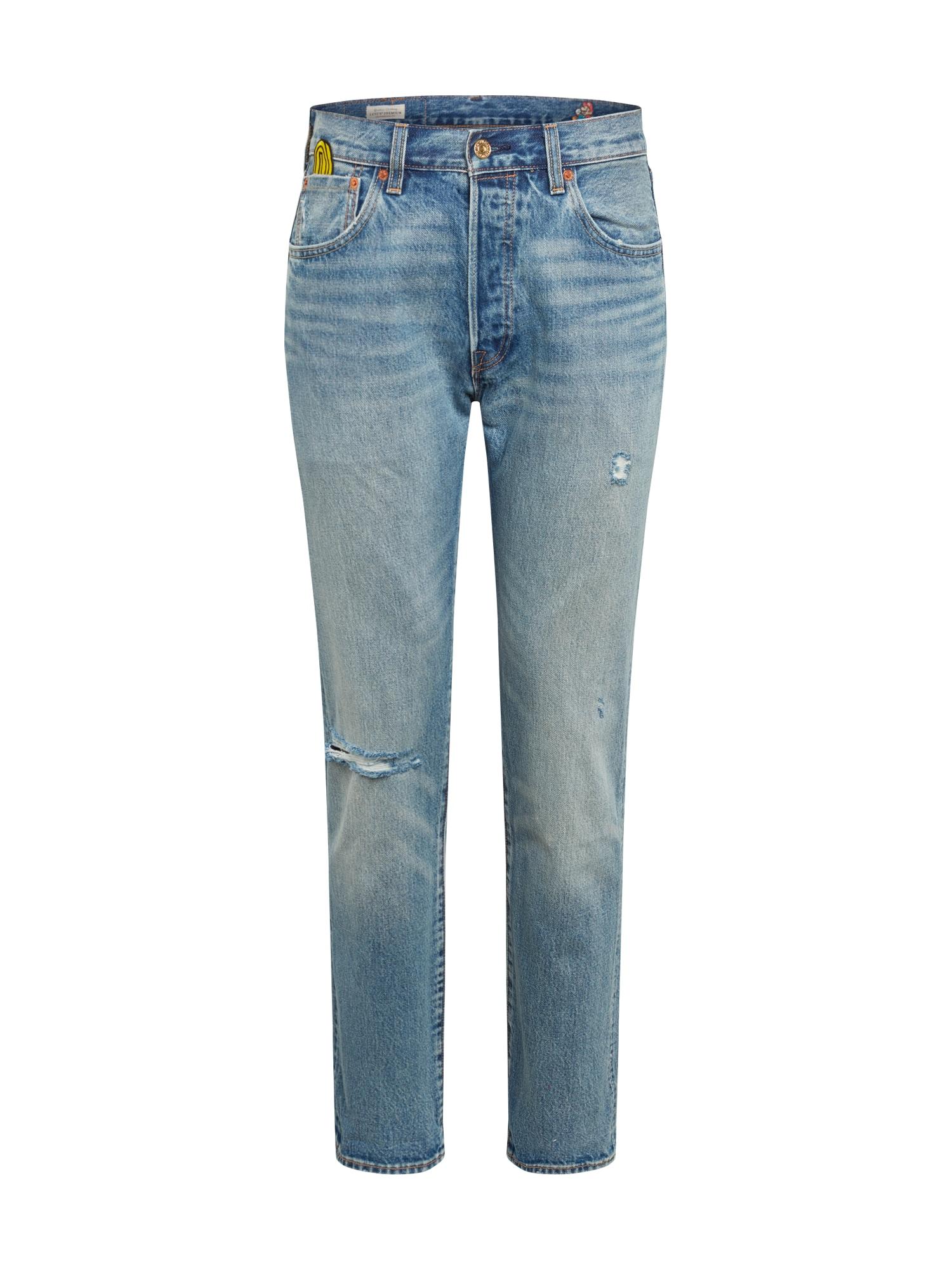 Jeans 'NINTENDO 501 STRAIGHT'
