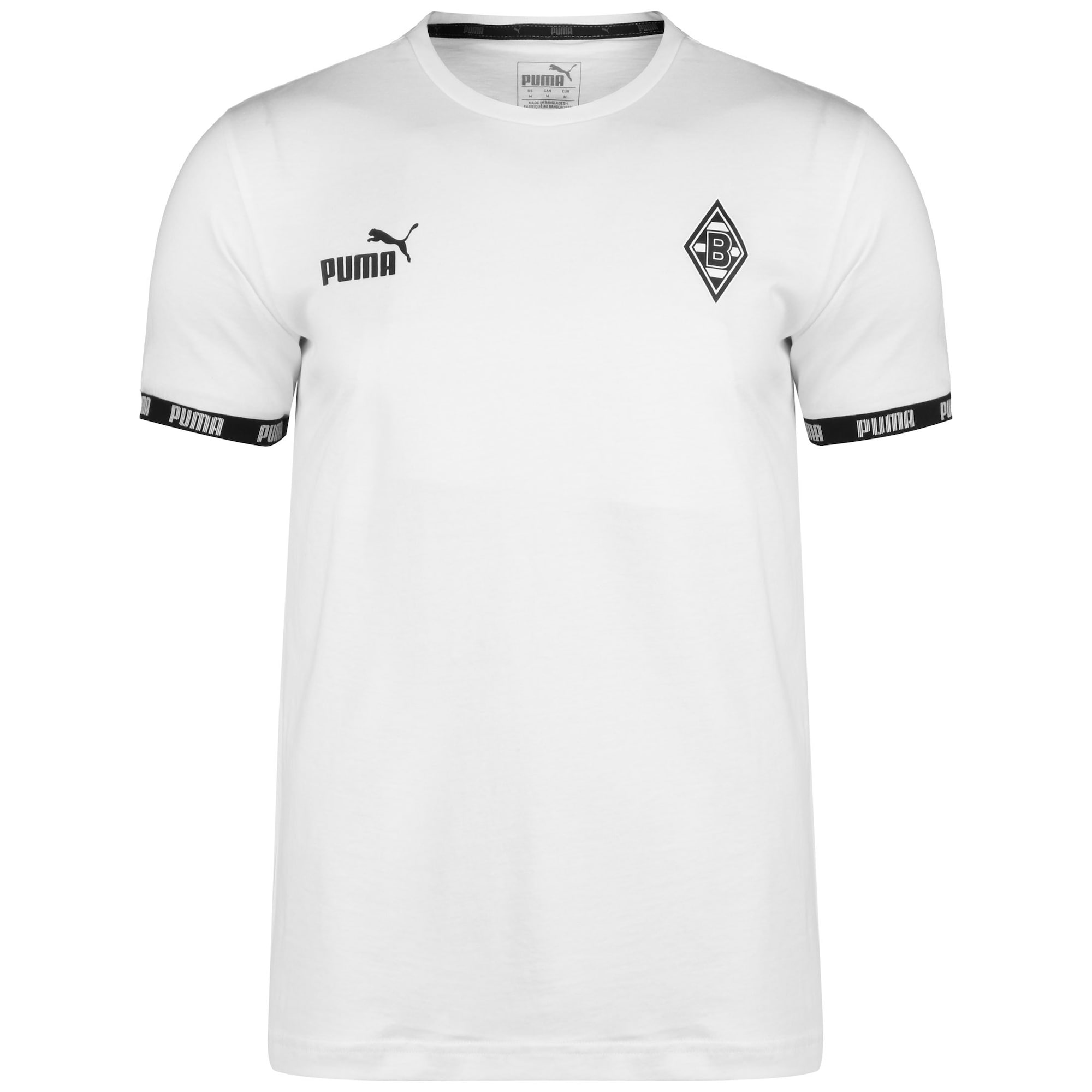 Borussia Mönchengladbach Football Culture T-Shirt Herren