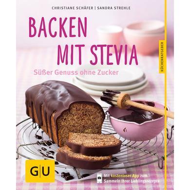 GU, Backen mit Stevia