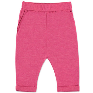 MAX COLLECTION Girls Hose lila-meliert