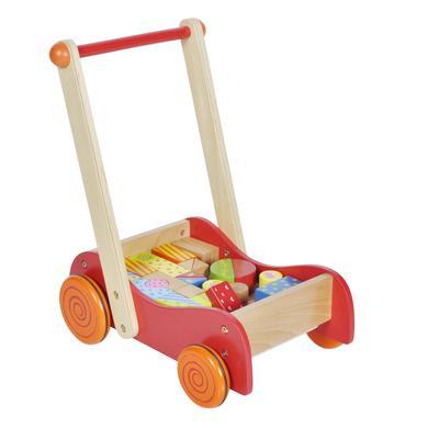knorr® toys Lauflernhilfe Flitzer Freddy