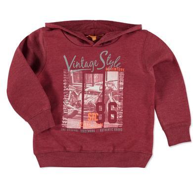Staccato  Boys Kapuzensweatshirt red melange - rot - Gr.Kindermode (2 - 6 Jahre) - Jungen