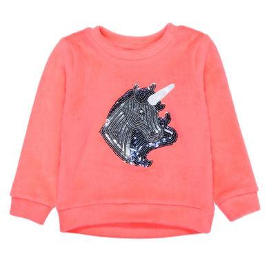 Staccato  Girls Sweatshirt red - rot - Gr.Kindermode (2 - 6 Jahre) - Mädchen