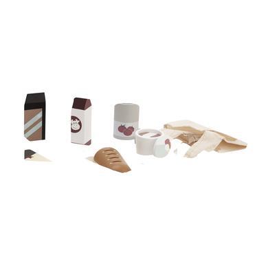 Kids Concept® Einkaufstüte mit Lebensmittel