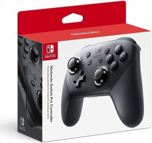 Nintendo Switch Pro Controller D/F/I