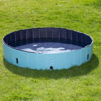 Dog Pool Keep Cool - Ø 80 x H 20 cm (inkl. Abdeckung)