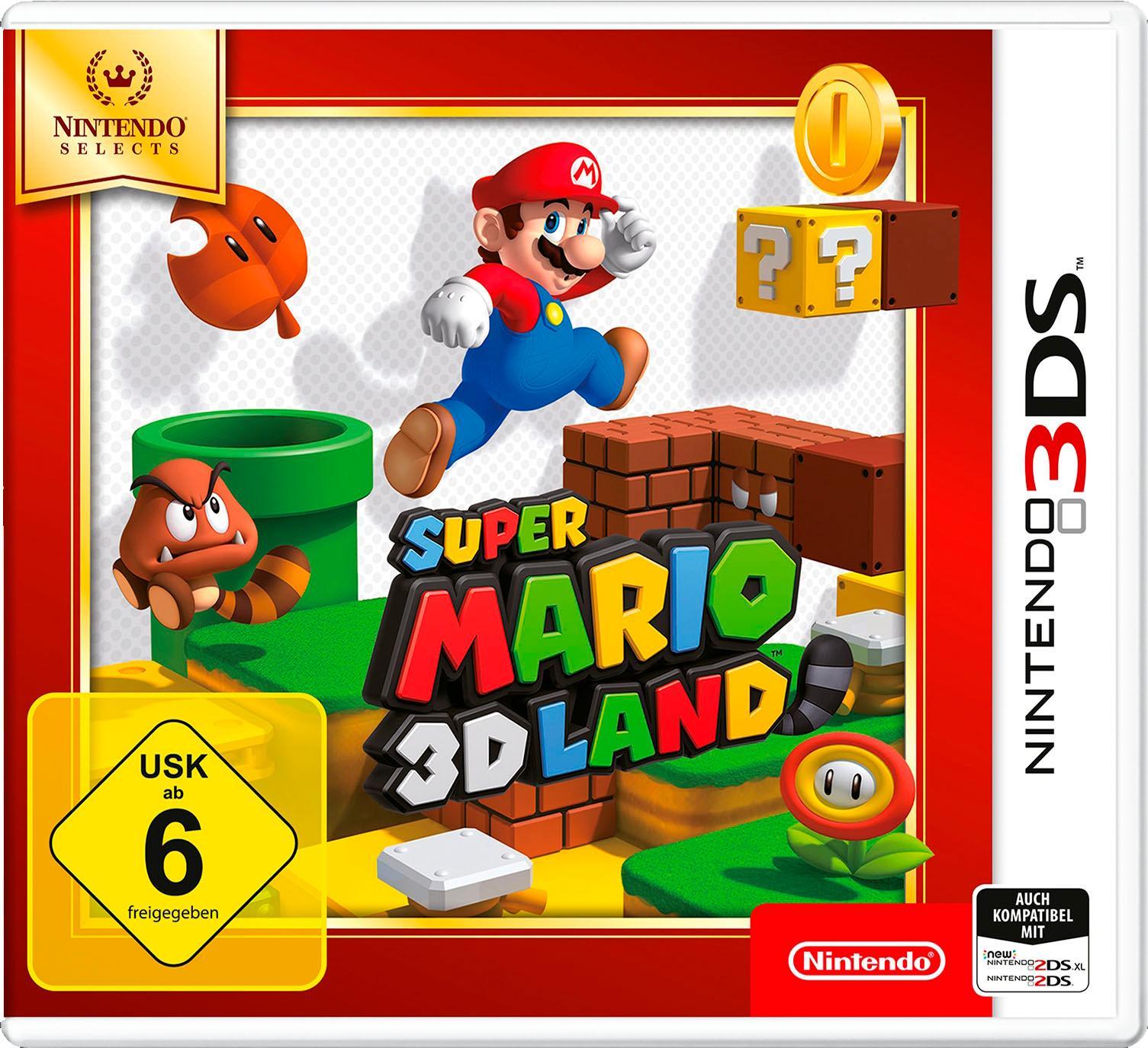 Super Mario 3D Land Nintendo Selects Nintendo 3DS