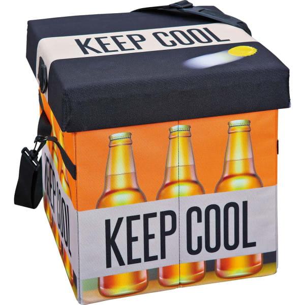 Faltkiste Fanbox II Bier