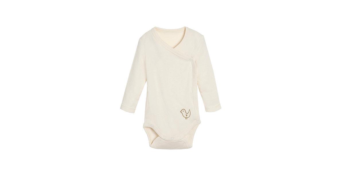 Baby Wickelbody, Organic Cotton natur Gr. 50/56