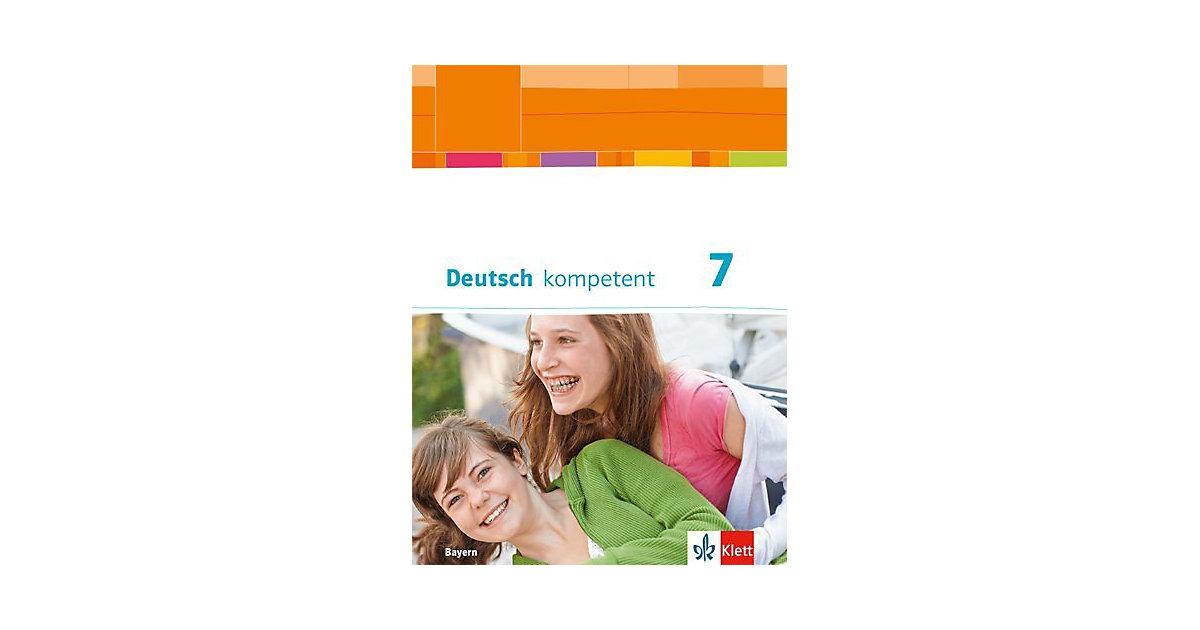 Buch - deutsch.kompetent, Ausgabe Bayern: Deutsch kompetent 7. Ausgabe Bayern  Kinder