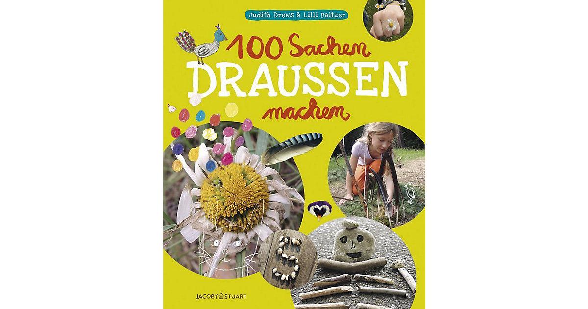 Buch - 100 Sachen draussen machen