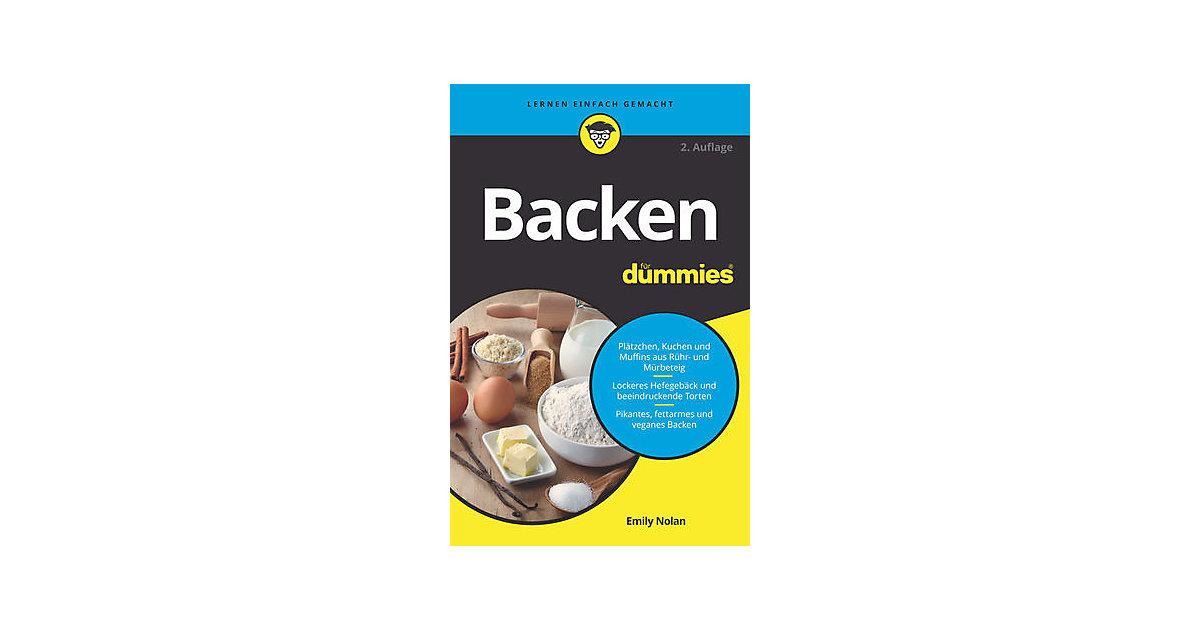 Buch - Backen Dummies  Kinder