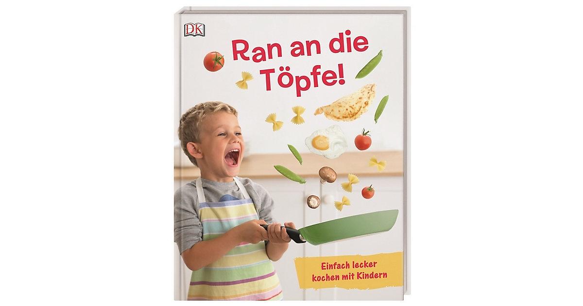 Buch - Ran an die Töpfe!