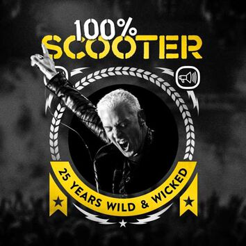 Scooter 100% Scooter - 25 years wild & wicked 3-CD Standard