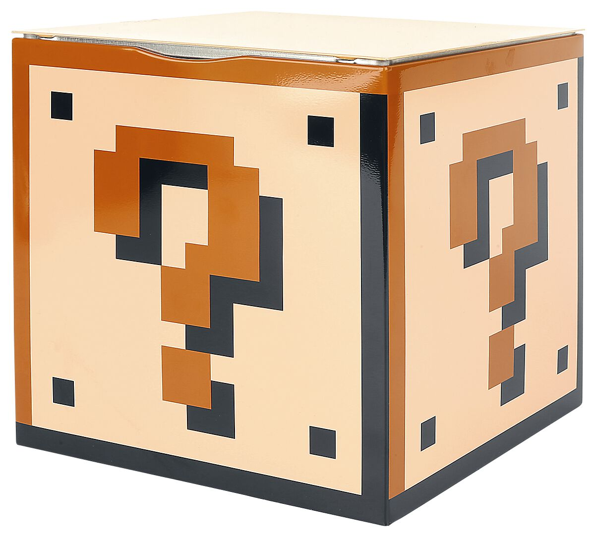 Super Mario Fragezeichen-Block Dekoartikel Standard