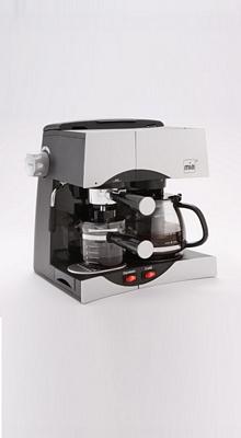 Kaffeemaschine 3in1 Kaffee-Kombiautomat