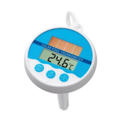 Solar-Pool- und -Teichthermometer