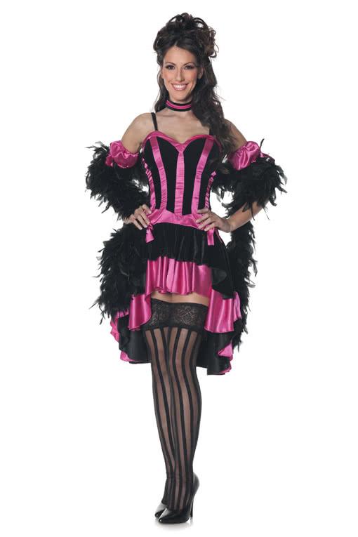 Cabaret Tänzerin Kostüm  Karnevalskostüme online kaufen M / 38